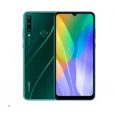 Huawei Y6P 64 ГБ зеленый