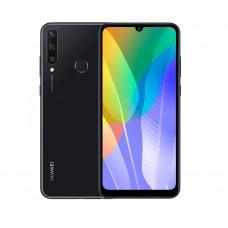 Huawei Y6P 64 ГБ черный