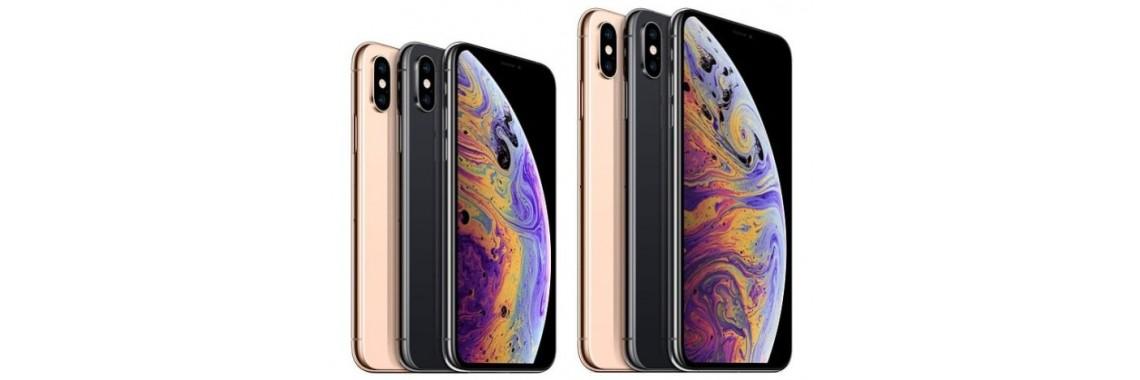 смартфоны iPhone XS и iPhone XS Max