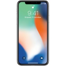 Apple iPhone X 64 ГБ Silver