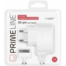 Зарядное устройство Prime Line 30-pin для iPhone 4s 1А