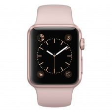 Apple Watch S3 sport 38mm gold pink