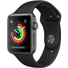 Apple Watch S3 sport 42mm black