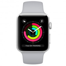 Apple Watch S3 sport 42mm silver