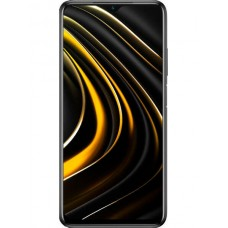 POCO M3 128 ГБ черный