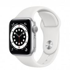 Apple Watch 6 40 мм серебро