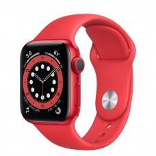 Apple Watch 6 40 мм красный