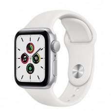 Apple Watch SE 40 мм серебро